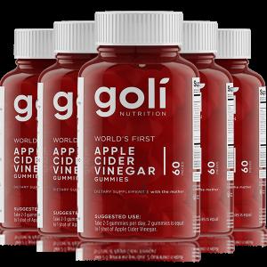 Goli Gummy - Apple Cider Vinegar Gúmmí